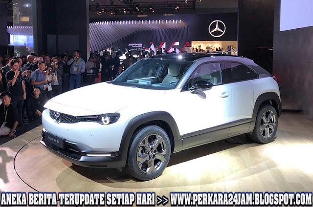 Fendor Mazda Disinyalir Akan hadirkan MX-30 Listrik Tahun Ini