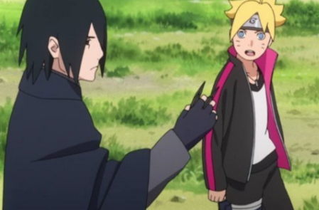 Naruto Announces Premiere Date of New Boruto Arc