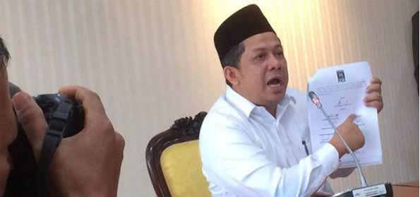 Fahri Hamzah Ungkap Setya Novanto Dua Kali Bertemu Jokowi
