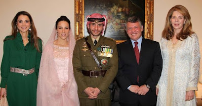 former Crown Prince Hamza bin Hussein