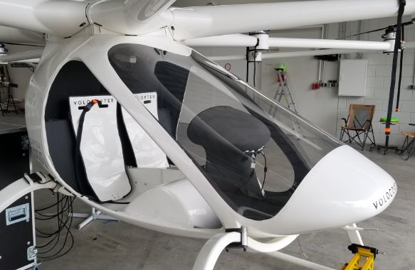 Volocopter VC200 specs