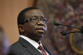 "Health Minister-""Isaac Adewole"""
