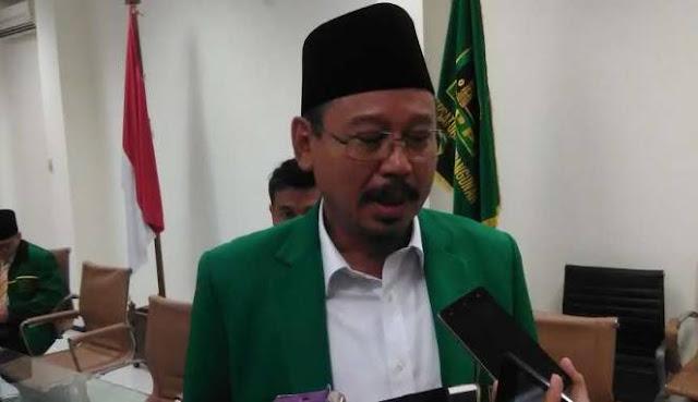 "Djan Faridz Gigih ""Turun Gunung"" Yakinkan Warga, Sebut Ahok Pro Islam"