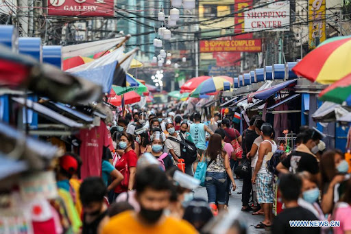 Philippines logs 13,177 new cases, active tally nears 100k