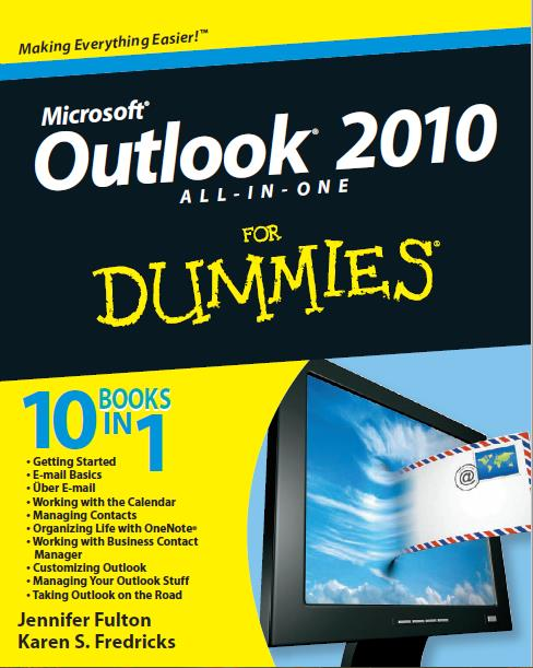 Outlook® 2010 All-in-One For Dummies