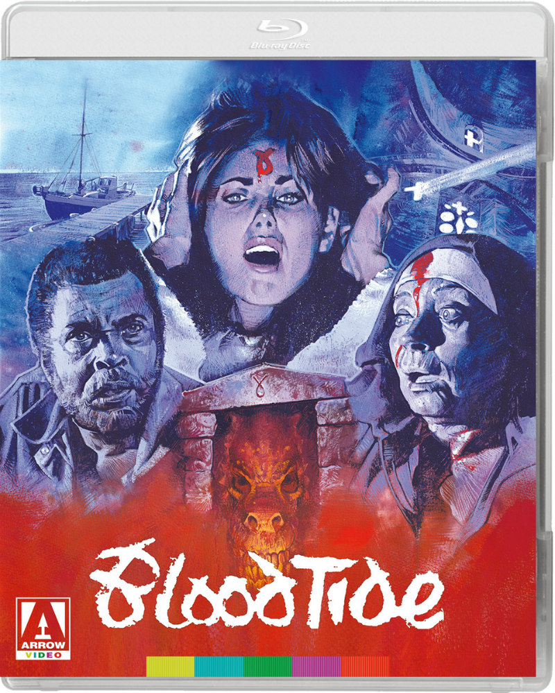 blood tide arrow video