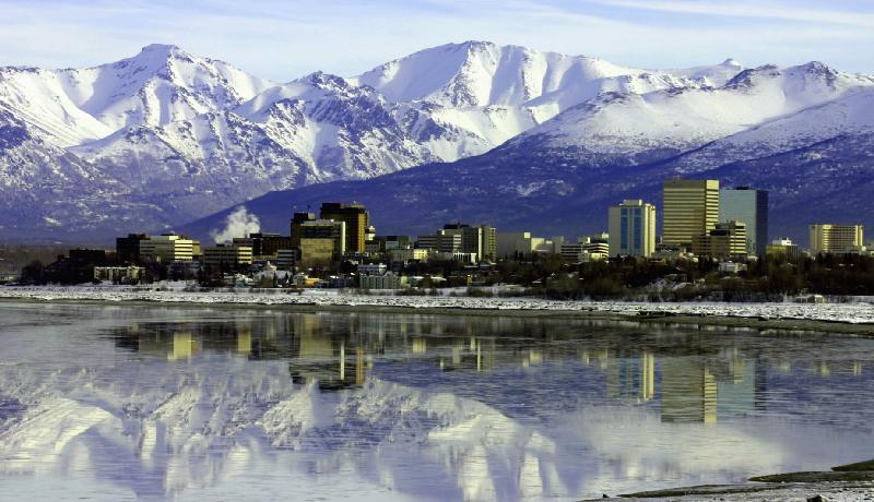 Anchorage Alaska Travel Guide And Travel Info Exotic