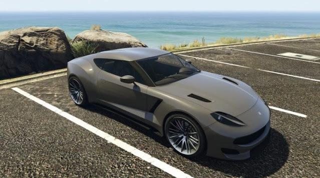 Mobil Tercepat di GTA 5 Offline