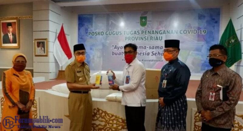 34 Bapaslon Riau yang SAH Maju Pilkada Serentak 2021--2026, Selesai Tes Uji Kesehatan