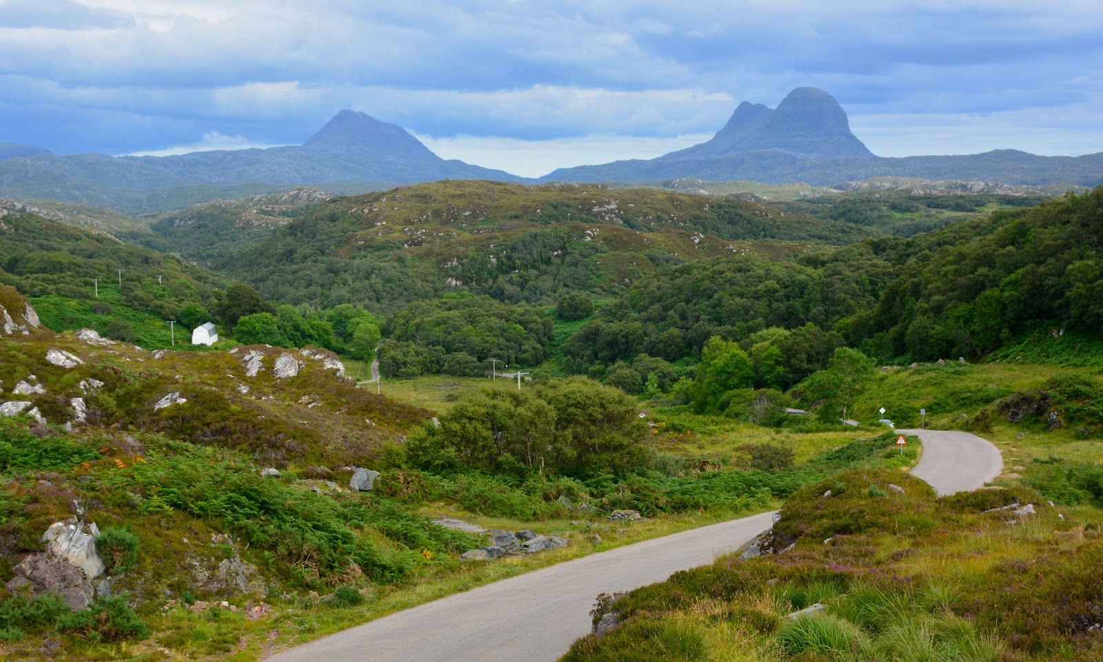 Assynt in northwestern Scotland