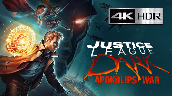 Liga de la Justicia Oscura: Guerra Apokolips (2020) 4K UHD [HDR] Latino-Ingles