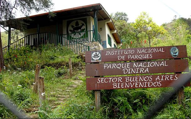 Parque Nacional Dinira - Venezuela