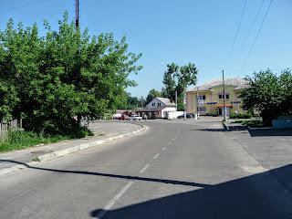 Клевань. Улица Центральная