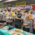 Sat Res Narkoba Polrestabes Medan Melakukan Paparan Ungkap Kasus Tindak Pidana Narkotika Jenis Sabu Seberat 26,9 Kg