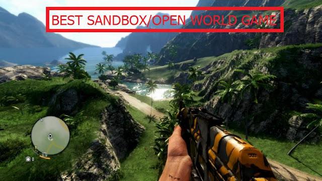 tema dalam game yang sangat populer dari tahun 10 Game Sandbox/Open World Terbaik Xbox 360