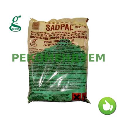 катализатор Sadpal рекомендован магазином Термопара