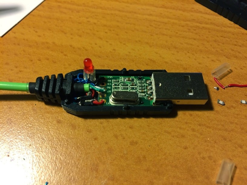 Steven's Blog: MTK (Mediatek) debug cable