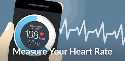 تطبيق قياس دقات القلب, جهاز قياس نبضات القلب, تطبيق Runtastic Heart Rate PRO للأندرويد, قياس دقات القلب بالهاتف
