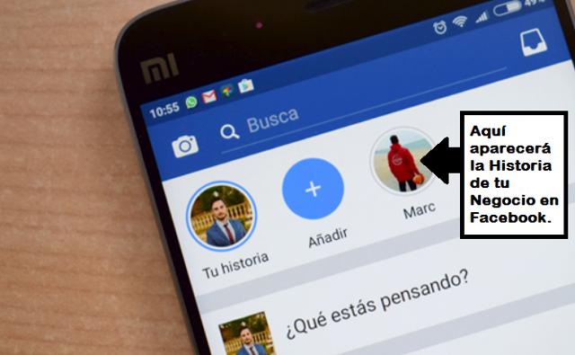 Marketing en redes sociales, todo lo que debes saber para potenciar tu negocio a través de las historias de facebook