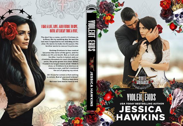 Violent Ends Book Cover
