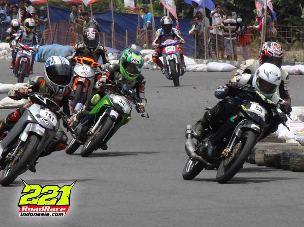 Rider Ja-Teng Siap-Siap Ukir Prestasi di Road Race Jepara
