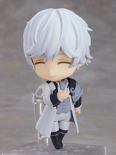 "Nendoroid Tomohisa Kitakado de ""B-Project: ~ Kodou * Ambitious ~"" - Orange Rouge"