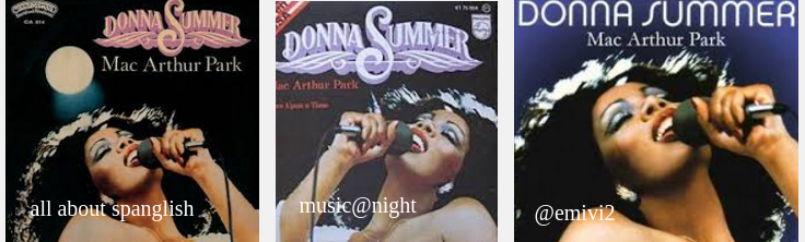 Donna Summer - MacArthur Park Suite [HD] | all about spanglish