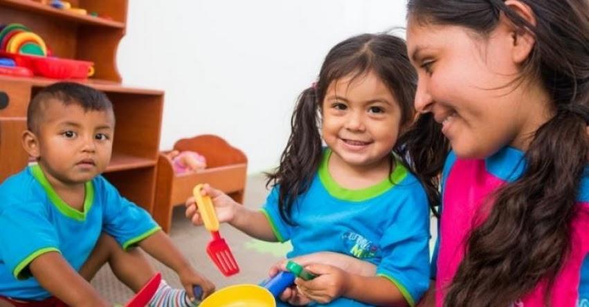 MIDIS articula con 25 regiones del país acciones en favor del Desarrollo Infantil Temprano