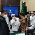 Dikuliti Habis! Di PN Jaktim, Habib R Bongkar Kebohongan Bima Arya Soal Tes Swab Di RS UMMI