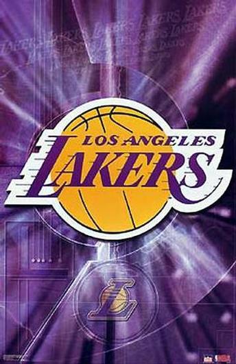 History of All Logos: All Los Angeles Lakers Logos