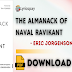 The Almanack Of Naval Ravikant by Eric Jorgenson Free PDF Download