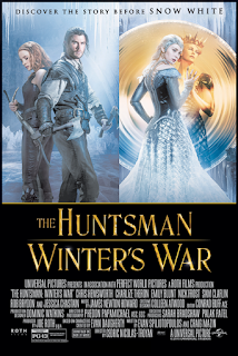 the huntsman winters war
