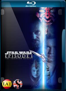 Star Wars – Episodio I: La Amenaza Fantasma (1999) REMUX 1080P LATINO/INGLES