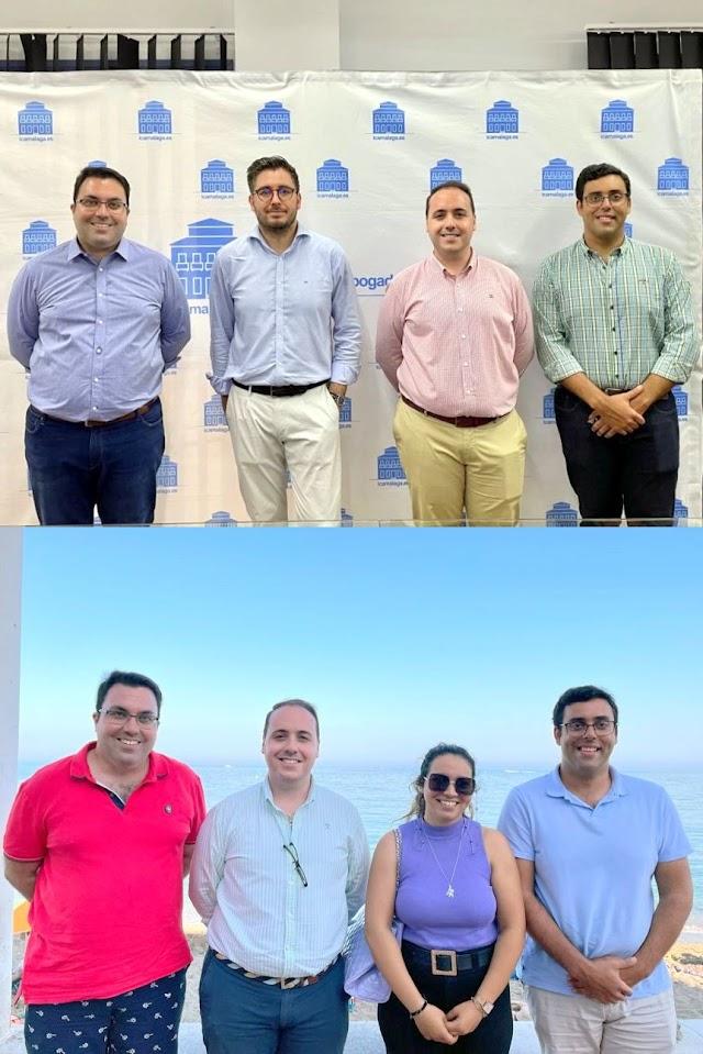 Reunión con GAJ Málaga