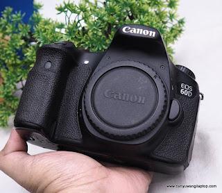 Jual Kamra Dslr Canon EOS 60D Body - Banyuwangi
