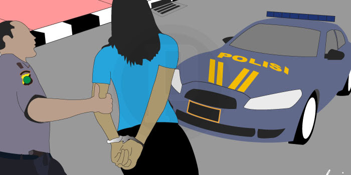 Naksir Terhadap Perempuan Berwajah cantik, Mas Dwi Malah Kehilangan Motornya