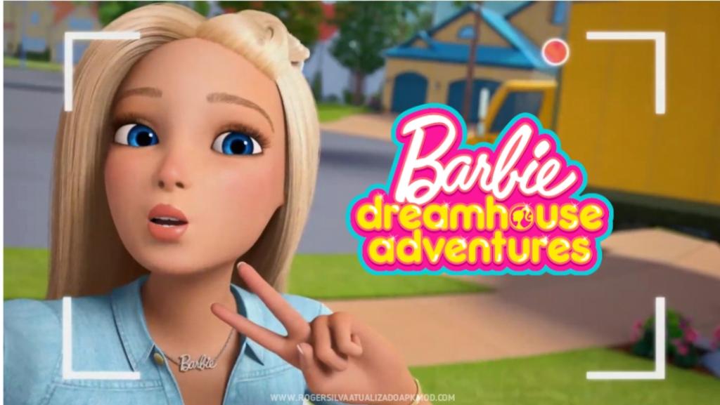 Barbie Dreamhouse Adventures 2021.6.0 tudo Desbloqueado