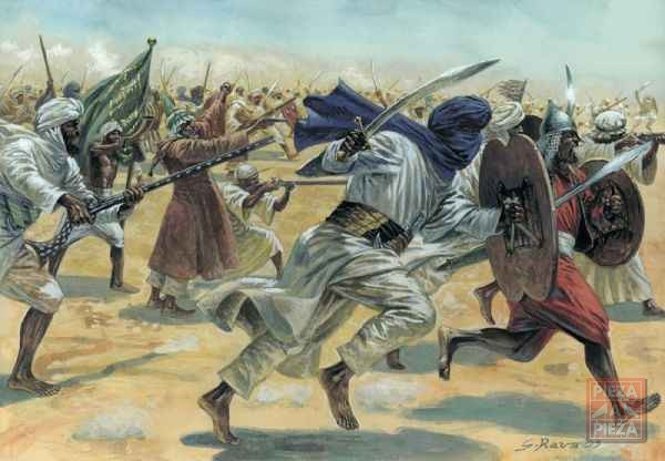 Image result for peperangan nabi