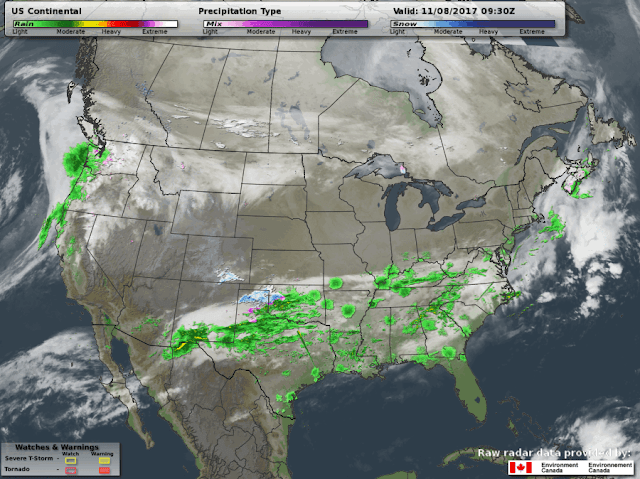 Intellicast Low Temperatures Tomorrow In United States High And - Us weather map for tomorrow