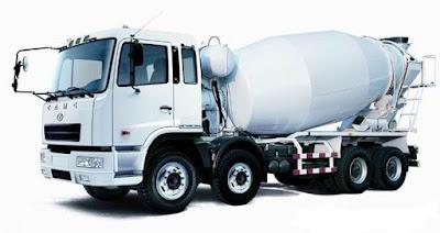 Jual mixer truck termurah.