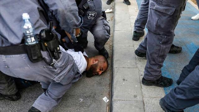 ONG denuncia la violencia israelí contra palestinos en Al-Quds