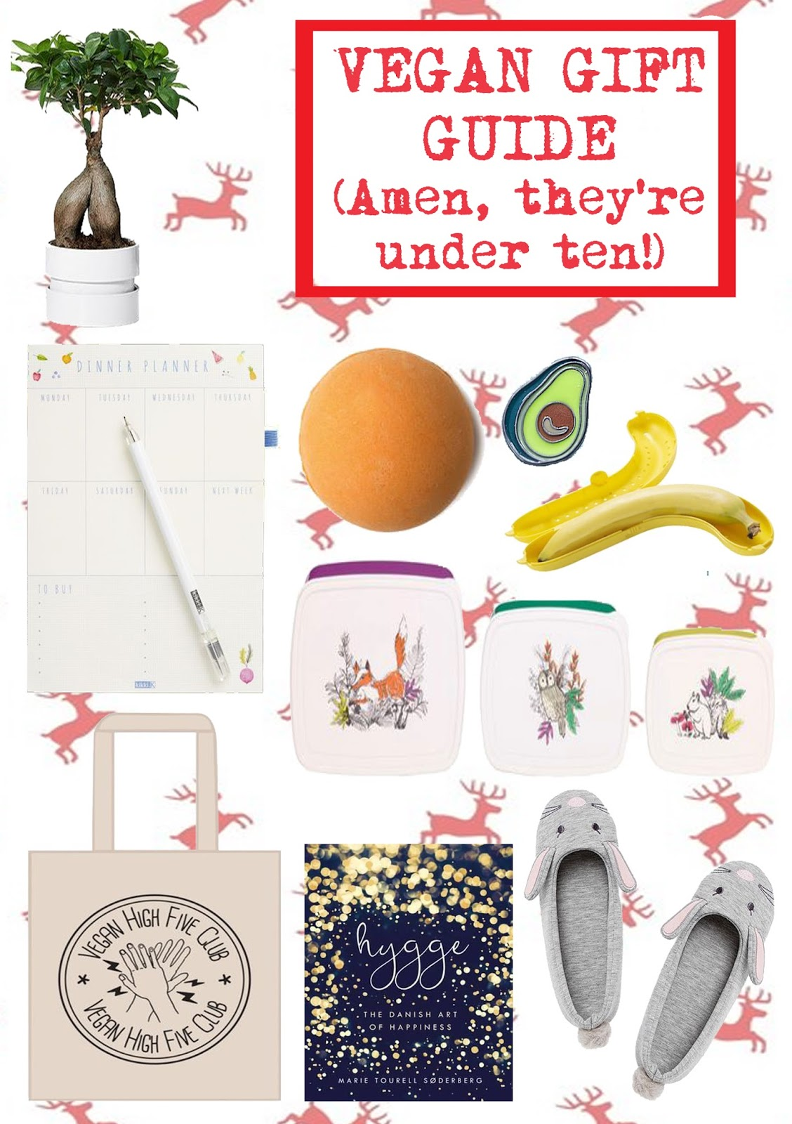 Vegan Baby Gift Ideas : Inspired by the retired ultimate vegan gift guide for