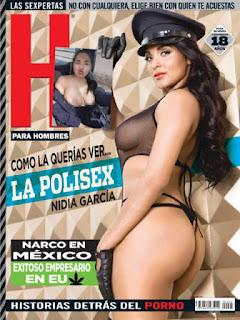 H para Hombres Mexico-Junio 2016 PDF Digital