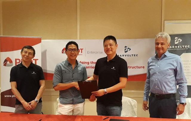 PLDT Enterprise partners with MarvelTec to strengthen carrier connectivity across Asia Pacific