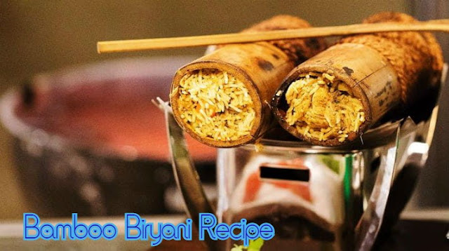 Bamboo Biryani Recipe at Home