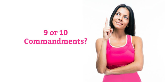 This short Bible study discusses the fact that only 9 of the 10 Commandments are actually restated in the New Testament. #10Commandments #Biblestudy