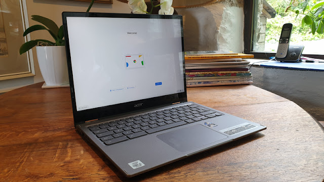 10. Acer Chromebook Spin 713