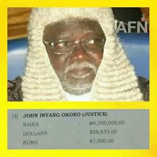 Justice Nyang Okoro