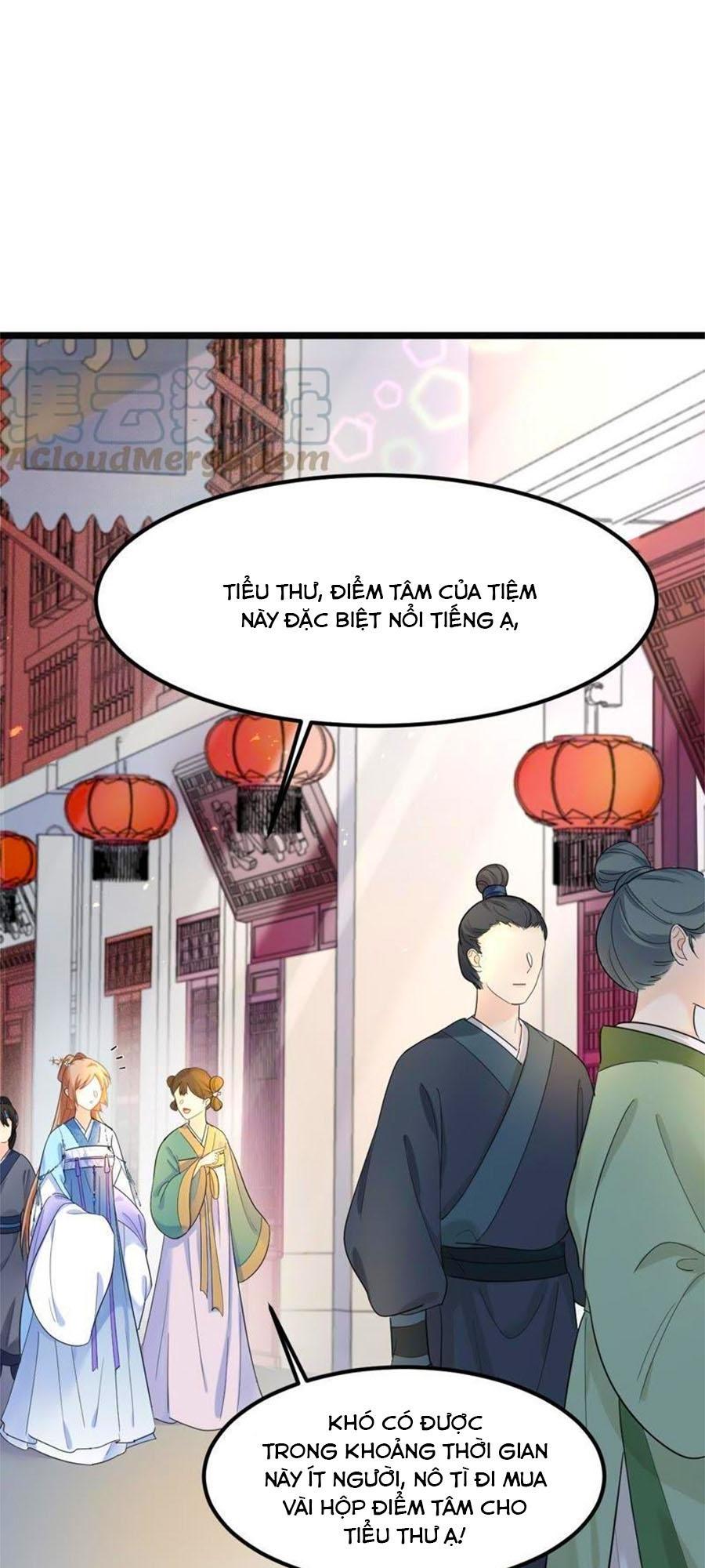 Chiến Thần Cuồng Phi: Phụng Khuynh Thiên Hạ chap 63 - Trang 11