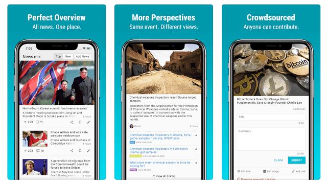 تطبيق Newsvoice بجعلك تصحح الأخبار الكاذبة وتمنع من إنتشارها